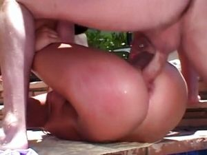 Busty mom Lisa Ann ass fucked by younger dude
